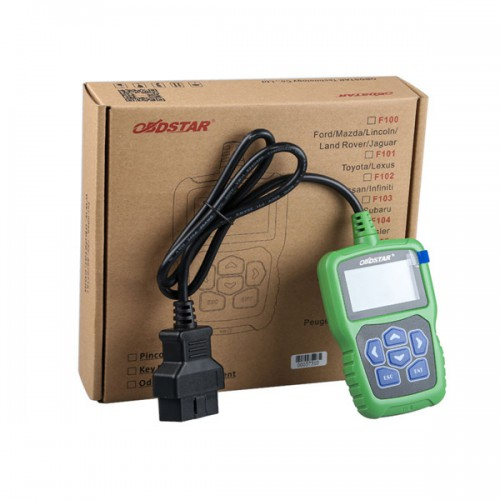 (Ship from US/UK No Tax) OBDSTAR F109 SUZUKI Pin Code Calculator with Immobiliser and Odometer Function