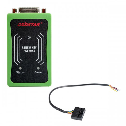 [Ship from US No Tax]OBDSTAR Renew Key Adapter with PCF79XX Chip Unlock Audi 5th Generation for OBDSTAR X300 DP Pad
