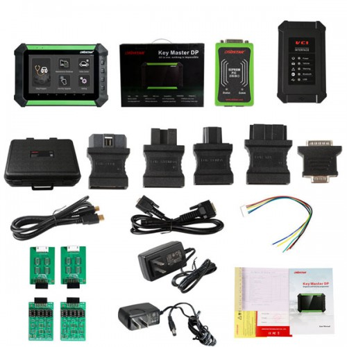 (Ship from US No Tax) OBDSTAR X300 DP PAD Full Configuration Plus RFID Adapter for VW AUDI SKODA SEAT 4th & 5th IMMO