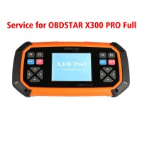 Service to Update OBDSTAR X300 PRO3 Key Master from Standard to Full Package Configuration