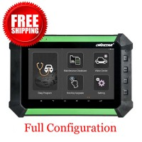 OBDSTAR X300 DP/Key Master Key Programmer Diagnostic Tool Full Configuration Support Toyota G & H Chip All Keys Lost