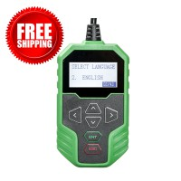 OBDSTAR BT06 12V & 24V Automotive Battery Tester / Car Battery Tester
