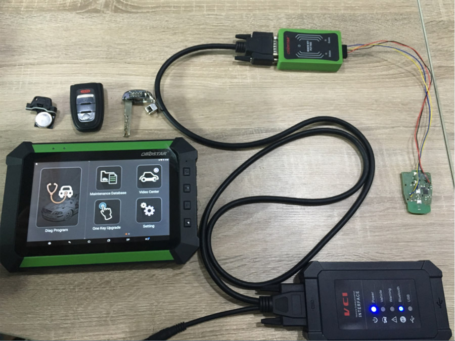 how-to-use-renew-key-adapter-with-obdstar-x300-dp-pad