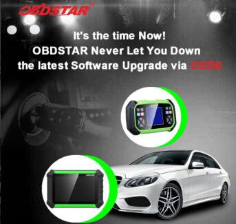 Latest Software Update for OBDSTAR X300 DP and X300 Pro3 Key Master