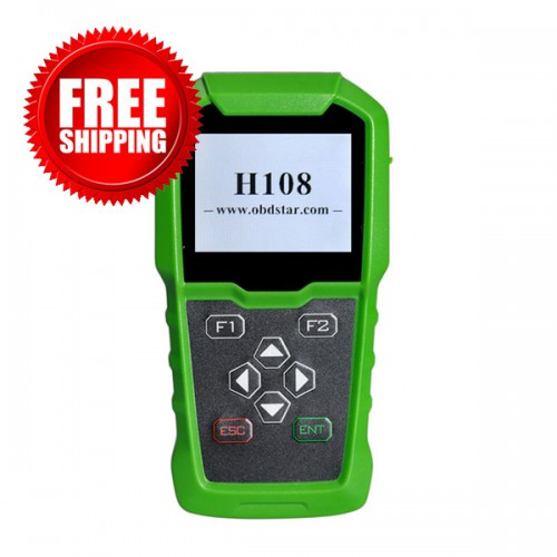 [US/UK/Russia No Tax] OBDSTAR H108 PSA Key Programmer for Peugeot Citroen DS Support All Key Lost/Odometer Adjustment/ CAN & K-line