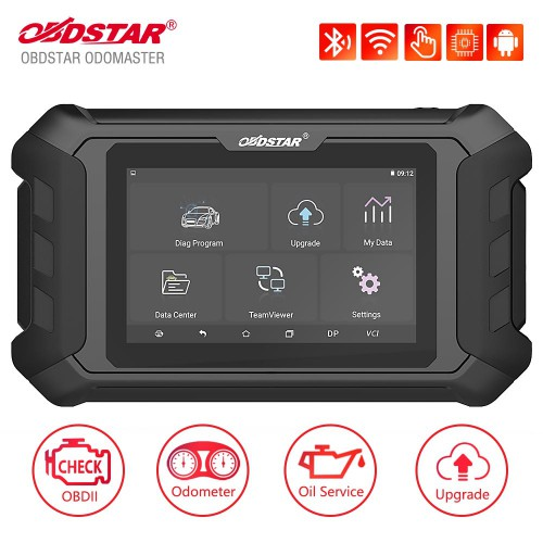 [Summer Sales] OBDSTAR Odo Master for Odometer Adjustment/OBDII and Oil Service Reset Basic Version Get BMT-08 for Free
