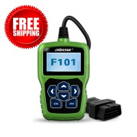 [US No Tax] OBDSTAR F101 Reset Tool Special for TOYOTA Immo(G) Support G Chip All Key Lost
