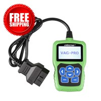 OBDSTAR VAG-PRO Auto Key Programmer for VW/Audi/Skoda/Seat No Need PIN Code Support New Models & Odometer (Buy H110 Instead)