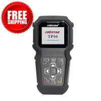 OBDSTAR TP50 Intelligent Detection on Tire Pressure Support Tire Pressure Activation & Diagnosis & Data Reset