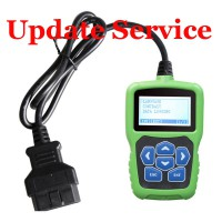 OBDSTAR F108+ PSA Pin Code Reader and Key Programmer Update Service