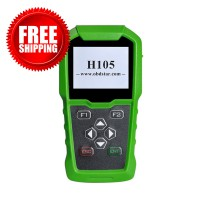 [EU No Tax] OBDSTAR H105 Hyundai/Kia Auto Key Programmer / PIN code reading / Odometer Adjustment