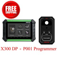 OBDSTAR X300 DP Key Master Full Configuaraion Plus P001 Progarmmer RFID & Renew Key & EEPROM 3 in 1