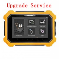Update Service for OBDSTAR X300 DP Plus A Configuration to A+B+C Full Configuration