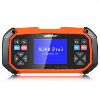 OBDSTAR X300 PRO3 Key Master Full Configuration Support Toyota G&H Chip All Key Lost+Odometer Adjustment