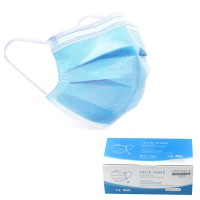 50 pcs Ear-loop Disposable Mask Medical Mask Protect Against Virus