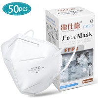 50pcs FFP2 Face Mask CE Certified Personal Protection