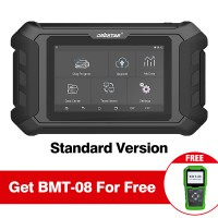 OBDSTAR Odo Master for Odometer Adjustment/OBDII and Oil Service Reset Standard Version + Free BMT-08 or FCA 12+8 Adapter