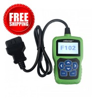 OBDSTAR F102 PIN Code Reader Support Immo and Odometer Adjustment for Nissan Infiniti